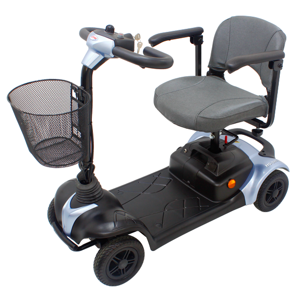 Advanced Mini Four Wheel Mobility Scooter